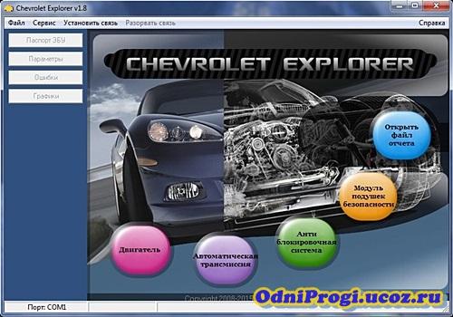 Chevrolet Explorer