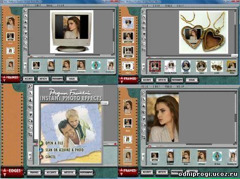 Professor Franklin# x27;s Instant 0; Danzig 8.0 (Beta 2); ImageForge v3.32;